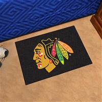 "NHL - Chicago Blackhawks Starter Mat 19""x30"""