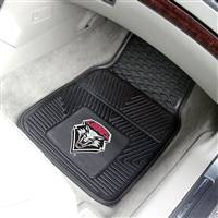 "New Mexico Lobos Heavy Duty 2-Piece Vinyl Car Mats 18""x27"""