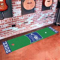 Duke Blue Devils Putting Green Mat