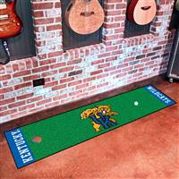 "University of Kentucky Putting Green Mat 18""x72"""