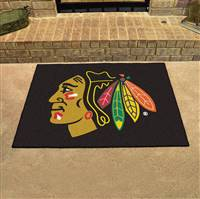 "NHL - Chicago Blackhawks All-Star Mat 33.75""x42.5"""
