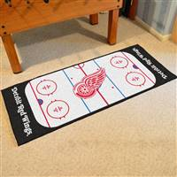 "Detroit Red Wings NHL Rink Runner Mat, 30""x72"""