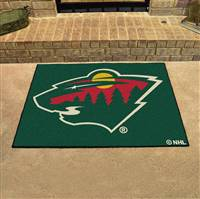 "Minnesota Wild All-Star Mat 34""x45"""