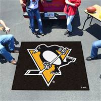 "NHL - Pittsburgh Penguins Tailgater Mat 59.5""x71"""