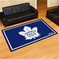 Toronto Maple Leafs 5x8 Area Rug