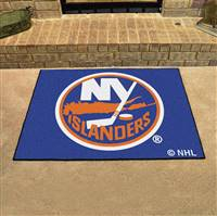"New York Islanders All-Star Mat 34""x45"""