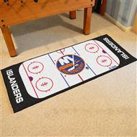 "New York Islanders NHL Rink Runner Mat, 30""x72"""