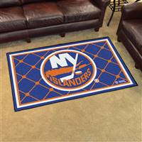 New York Islanders 4x6 Area Rug