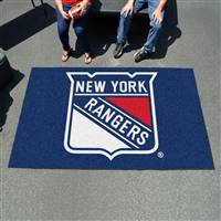 "New York Rangers Ulti-Mat, 60""x96"""