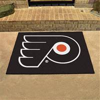 "Philadelphia Flyers All-Star Mat 34""x45"""