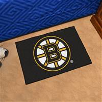 "Boston Bruins Starter Mat 20""x30"""