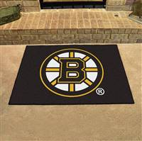 "Boston Bruins All-Star Mat 34""x45"""