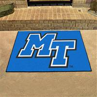 "Middle Tennessee State University All-Star Mat 33.75""x42.5"""