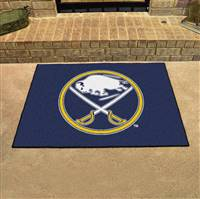 "Buffalo Sabres All-Star Mat 34""x45"""