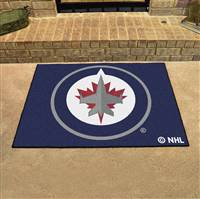 "Atlanta Thrashers All-Star Mat 34""x45"""