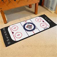 "NHL - Winnipeg Jets Rink Runner 30""x72"""