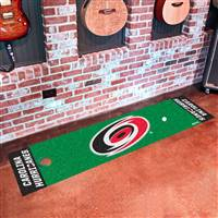 Carolina Hurricanes Putting Green Mat