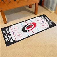 "Carolina Hurricanes NHL Rink Runner Mat, 30""x72"""