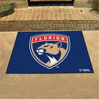 "Florida Panthers All-Star Mat 34""x45"""