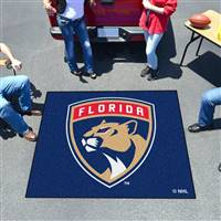 "Florida Panthers Tailgater Mat, 60""x72"""
