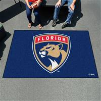 "Florida Panthers Ulti-Mat 60""x96"""
