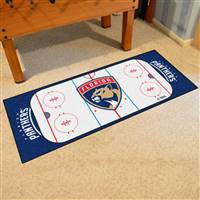 "Florida Panthers NHL Rink Runner Mat, 30""x72"""