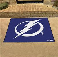 "Tampa Bay Lightning All-Star Mat 34""x45"""