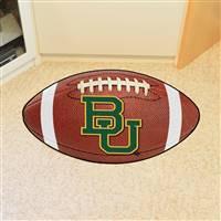 "Baylor University Football Mat 20.5""x32.5"""