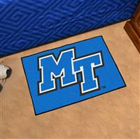"Middle Tennessee State University Starter Mat 19""x30"""