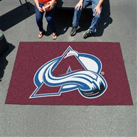 "NHL - Colorado Avalanche Ulti-Mat 59.5""x94.5"""