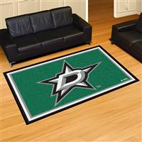 "NHL - Dallas Stars 5x8 Rug 59.5""x88"""