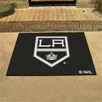 "Los Angeles Kings All-Star Mat 34""x45"""