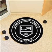 "NHL - Los Angeles Kings Puck Mat 27"" diameter"