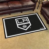 "NHL - Los Angeles Kings 4x6 Rug 44""x71"""