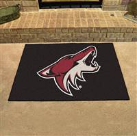 "Phoenix Coyotes All-Star Mat 34""x45"""