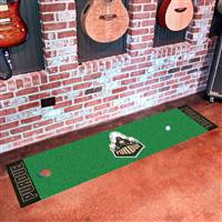 Purdue Boilermakers Putting Green Mat