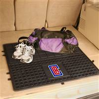 "NBA - Los Angeles Clippers Heavy Duty Vinyl Cargo Mat 31""x31"""