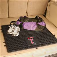 "Texas Tech University Heavy Duty Vinyl Cargo Mat 31""x31"""
