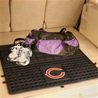"NFL - Chicago Bears Heavy Duty Vinyl Cargo Mat 31""x31"""