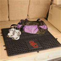 "University of Southern California Heavy Duty Vinyl Cargo Mat 31""x31"""