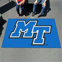 "Middle Tennessee State University Ulti-Mat 59.5""x94.5"""