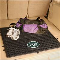 "NFL - New York Jets Heavy Duty Vinyl Cargo Mat 31""x31"""
