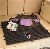 Houston Texans Vinyl Cargo Mat