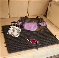 "NFL - Arizona Cardinals Heavy Duty Vinyl Cargo Mat 31""x31"""