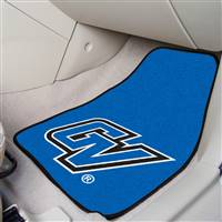 "Grand Valley State University 2-pc Carpet Car Mat Set 17""x27"""