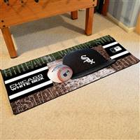 "Chicago White Sox MLB Runner Mat 30"" x 72"""