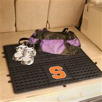 "Syracuse University Heavy Duty Vinyl Cargo Mat 31""x31"""