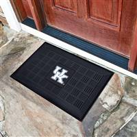 "University of Kentucky Medallion Door Mat 19.5""x31.25"""