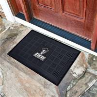 "New Mexico State University Medallion Door Mat 19.5""x31.25"""
