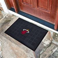 Miami Heat Door Mat